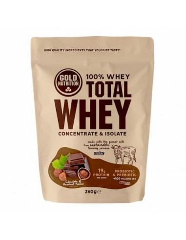 Total Whey 260g - GoldNutrition
