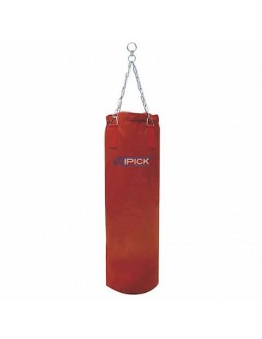 Saco de Boxeo de Lona con Cadena y Vacío 120cm