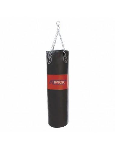 Saco de Boxeo de PVC con Cadena y Vacío 120cm