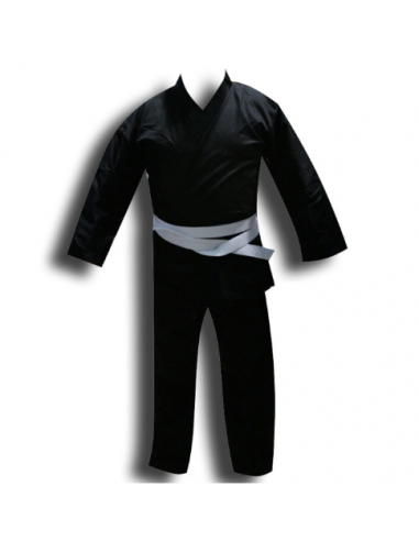 Kimono de Karate Karategui Negro