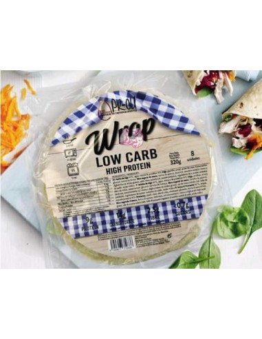 Wrap Low Carb - Prou