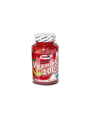 Vitamina C 400 IU 100 Caps - AMIX