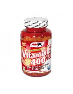 Vitamina E 400 IU 100 Caps - AMIX
