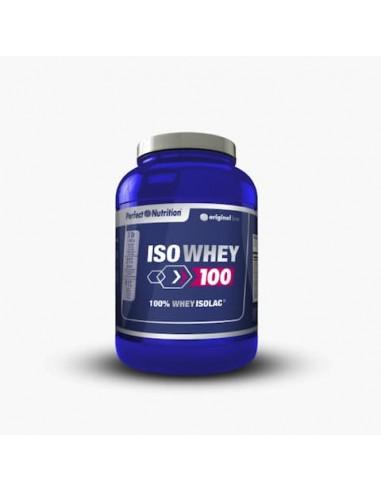 Isowhey 100 Neutro - 3lb - Perfect Nutrition