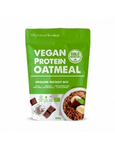 Vegan Protein Oatmeal 300g -...