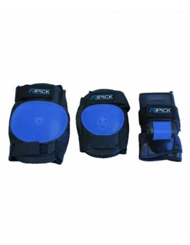 Set de Protecciones Patinaje Junior - Atipick