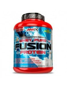 Whey Pure Fusion 2.3 Kg - AMIX
