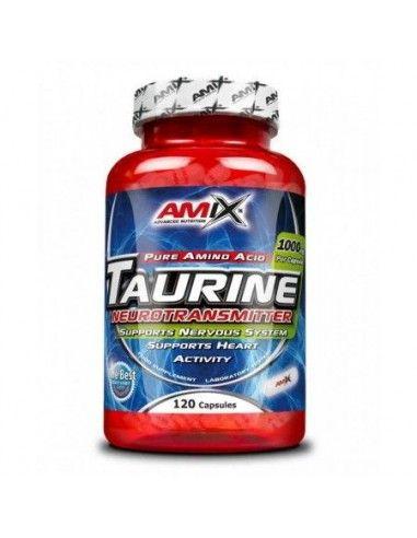 Taurine 120 Caps - AMIX