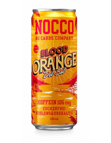 Nocco BCAA+ (330ml)