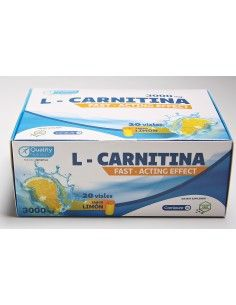 L-CARNITINA 3000MG VIALES-QNS