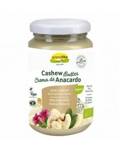 Crema de Anacardos Bio Granovita 350g