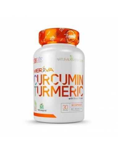 Meriva Curcumin Turmeric 30 Vcaps - Star Labs