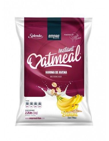 Harina de Avena 1 Kg - Empro Nutrition platano