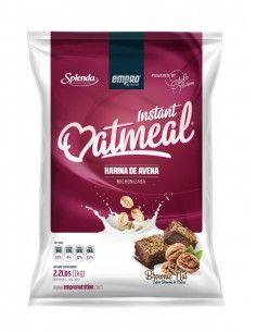 Harina de Avena 1 Kg - Empro Nutrition brownie