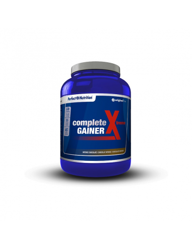 Complete Xtreme Gainer Pro 6 Lb NUEVO - Perfect Nutrition