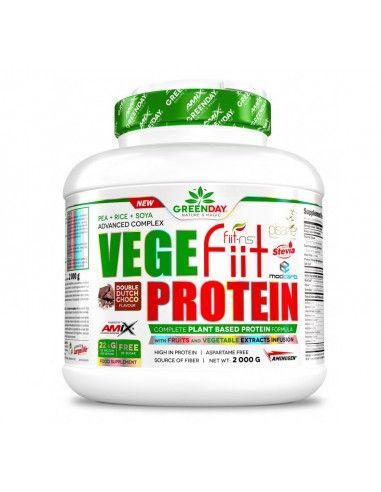 Vegefit Protein 2 Kg - AMIX