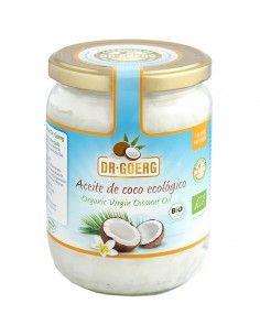 Aceite de Coco Bio 1 L Dr-Goerg - El Granero