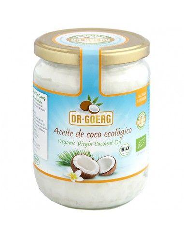 Aceite de Coco Bio 500 Ml Dr-Goerg - El Granero