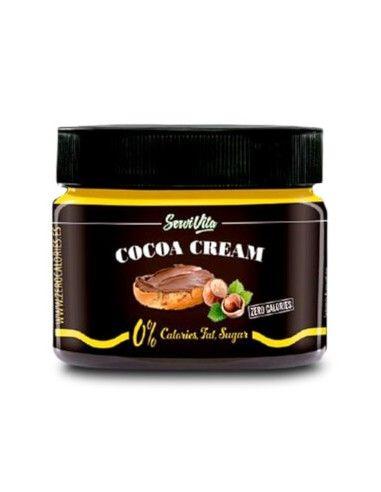 Crema de Cacao 0% 480 Gr - Servivita