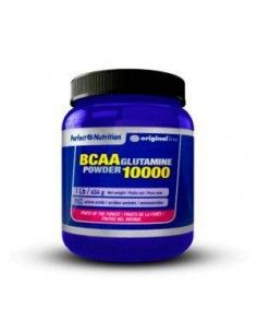 Bcaa Glutamine 454 Gr - Perfect Nutrition