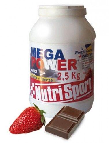 Mega Power 2.5 Kg - NutriSport