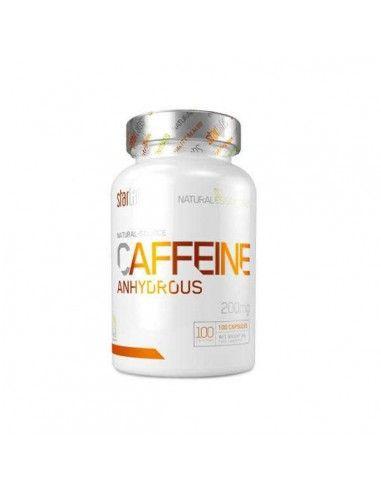 Caffeine 200 Mg 100 Caps - Starlabs