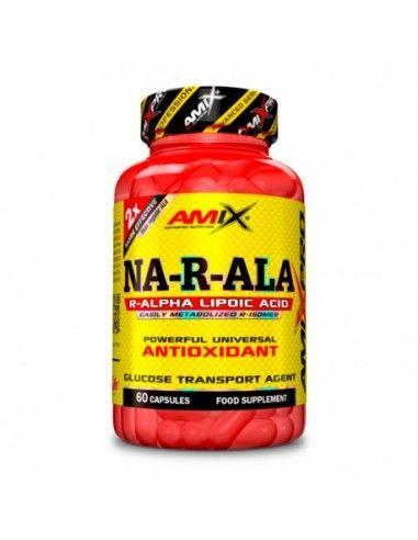 Na-R-Ala 60 Caps - AMIX