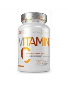 Vitamin C+Rose Hips+Bioflav. 100 Caps - Starlabs