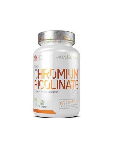 Chromium Picolinate 60 Caps - Starlabs