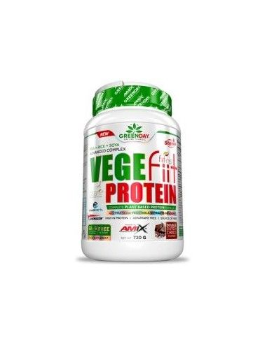 Vegefit Protein 720 Gr - Amix
