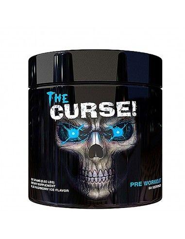 The Curse! Pre Workout 250 Gr - Cobra Labs