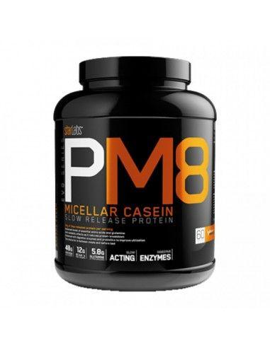 PM8 100% Casein 4 Lb - Starlabs
