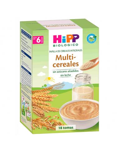 Crema Multicereales 400 Gr - HIPP