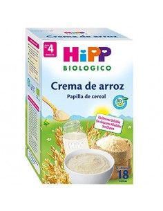 Crema de Arroz 400 Gr - HiPP