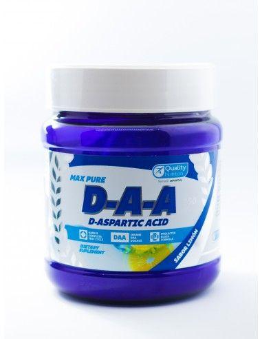 Ácido D-Aspartico 250gr - QNS
