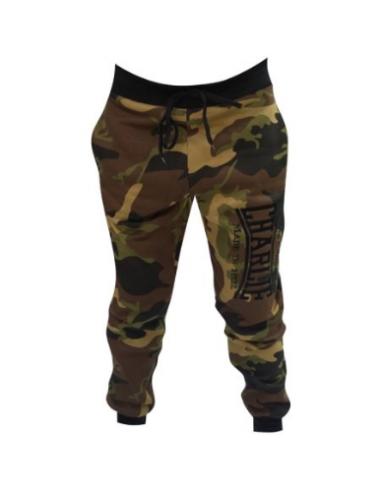 Pantalón de algodón con puño Jungle - Charlie