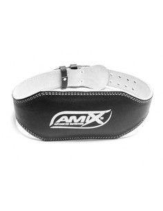 Cinturon Cuero Negro - AMIX