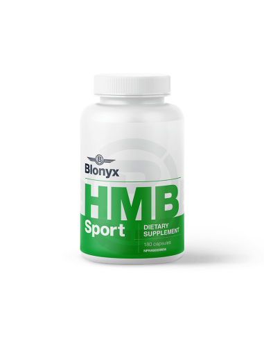 HMB Sport 180 Caps - Blonyx1