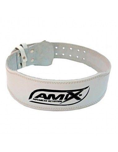 Cinturon Cuero Blanco - AMIX
