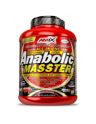 Anabolic Masster 2.2 Kg - AMIX
