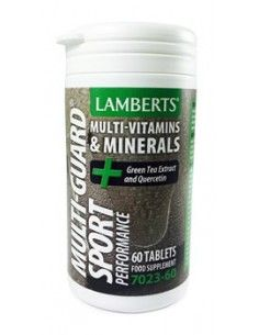 Multiguard Sport 60 Caps - Lamberts