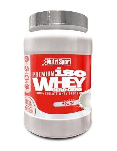 Iso Whey Cero Cero - Nutrisport
