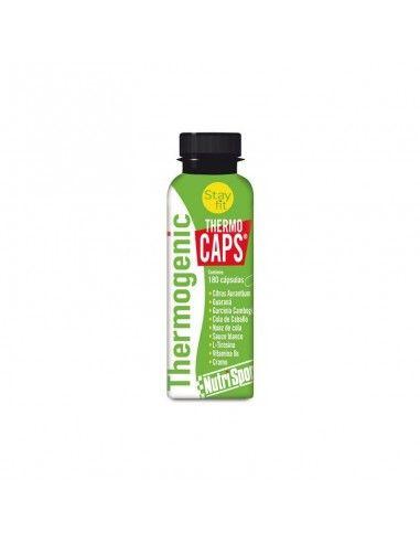 Thermo caps 180 Caps - Nutrisport