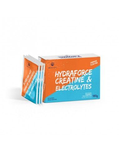 Hydraforce, Creatine & Electrolytes 30 Sachets - Go Primal