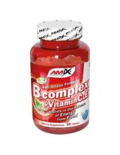 B Complex 90 Caps - AMIX