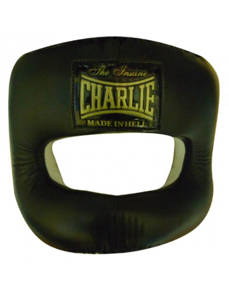 Casco Con Barra Iron - Charlie