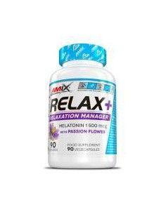Relax Plus Melatonine Perfomance 90 Cap - Amix