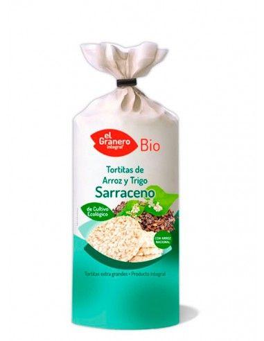 Tortitas de Arroz y Trigo Sarraceno B