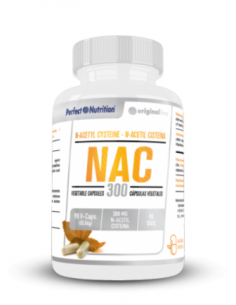 Nac 90 Cap. - Perfect Nutrition