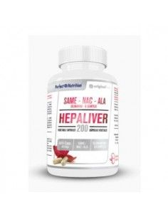 Hepaliver 60 V-Caps - Perfect Nutrition